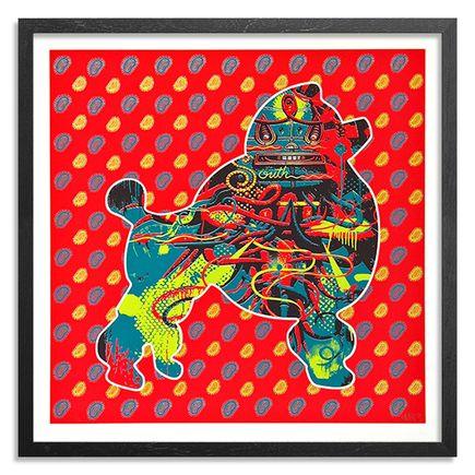 Germs Art Print - Poodle Doodle