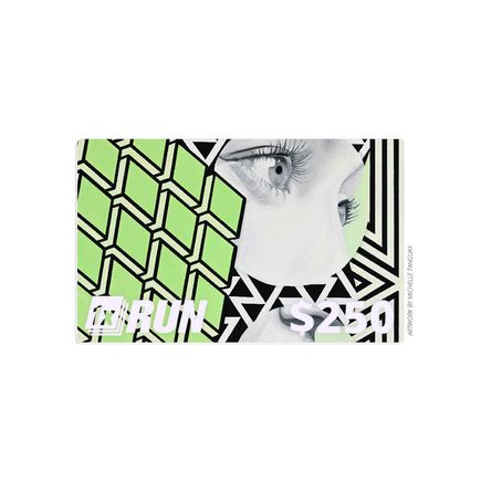 1xRUN Editions Art - $250 Gift Card