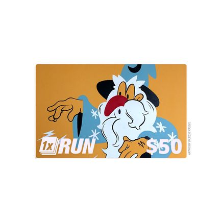 1xRUN Editions Art - $50 Gift Card