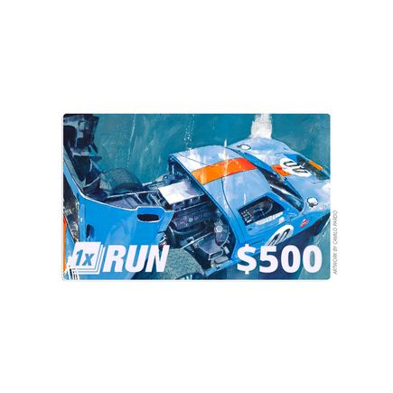 1xRUN Editions Art - $500 Gift Card