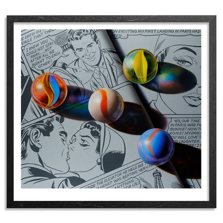 Glennray Tutor Art Print - Quartet (All We Meant) - 24x22 Inch Edition