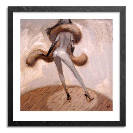 Glenn Barr Art Print - Dancer 1