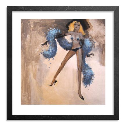 Glenn Barr Art Print - Dancer 2