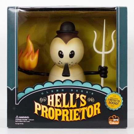 Glenn Barr Art - Hell's Proprietor