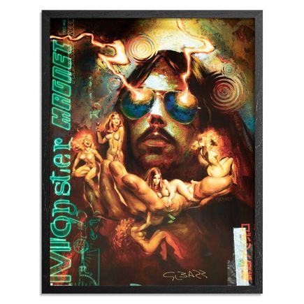 Glenn Barr Art Print - Monster Magnet - Signed Poster