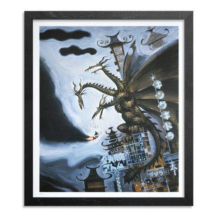 Glenn Barr Art Print - Astro Defiance - Limited Edition Prints