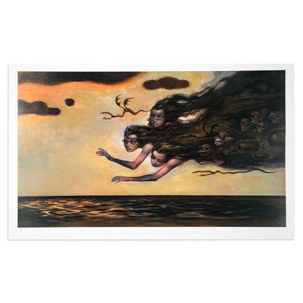 Glenn Barr Art - Sybills Of The Valley