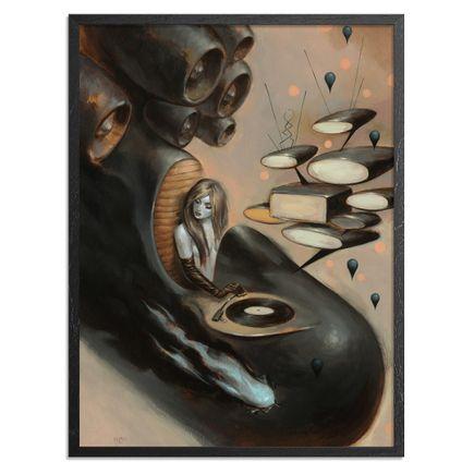 Glenn Barr Art Print - A Siren's Song: Extended Play - SIGNED POSTER