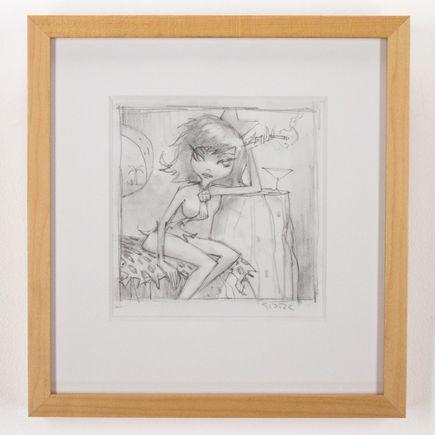 Glenn Barr Original Art - Betty Study