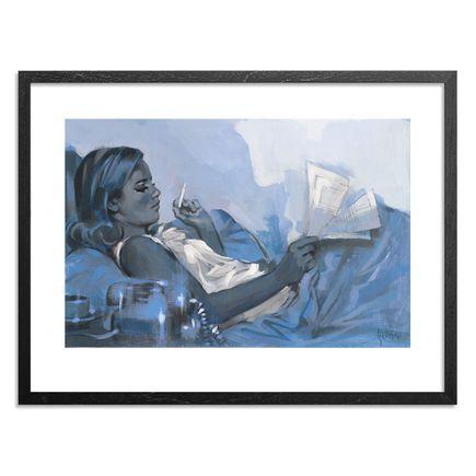 Glenn Barr Art Print - Sunday Drek Blues - Limited Edition Prints