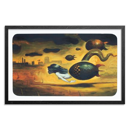 Glenn Barr Art Print - Apocalypsa - Limited Edition Prints
