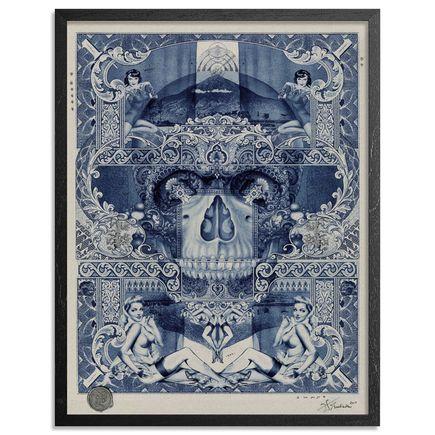 Handiedan Art Print - Atrium - Aluminum Edition