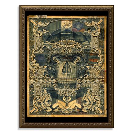 Handiedan Art Print - Atrium - Standard Edition
