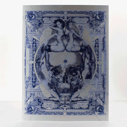 Handiedan Art Print - Parallax - 12 x 16 - Aluminum Edition