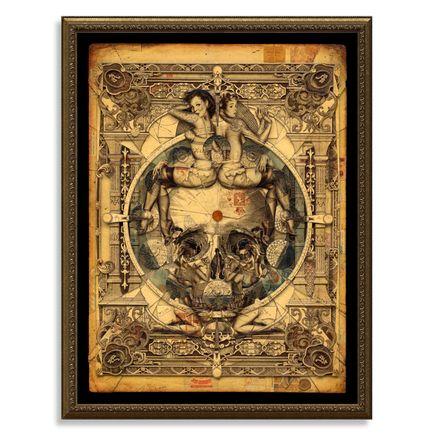 Handiedan Art Print - Parallax - 18 x 24 Edition