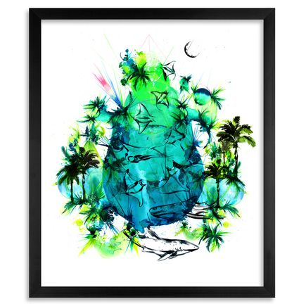 Hannah Stouffer Art Print - Manta Mantra