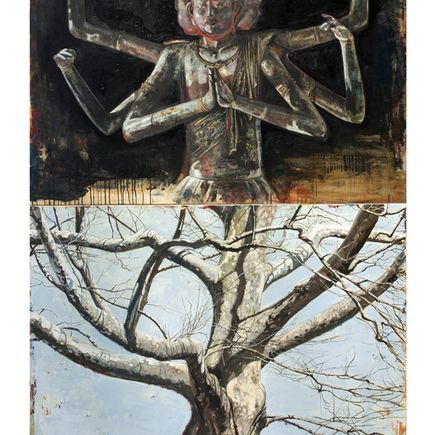 Henry Bismuth Art Print - Ashura Tree