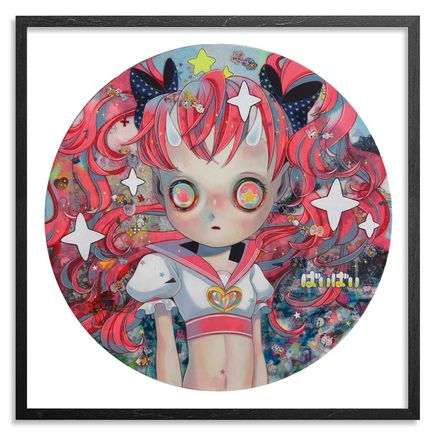 Hikari Shimoda Art Print - Solitary Child 1