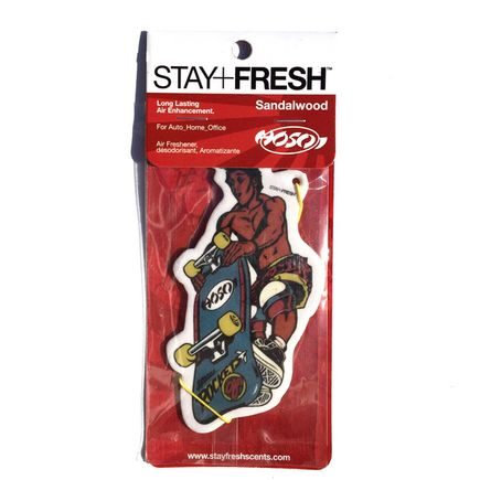Stay+Fresh Art - Hosoi Rocket Air Air Freshener