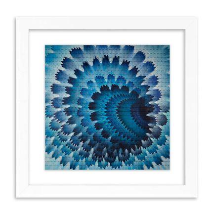 HoxxoH Art Print - Vortex Portal  - Blotter Edition