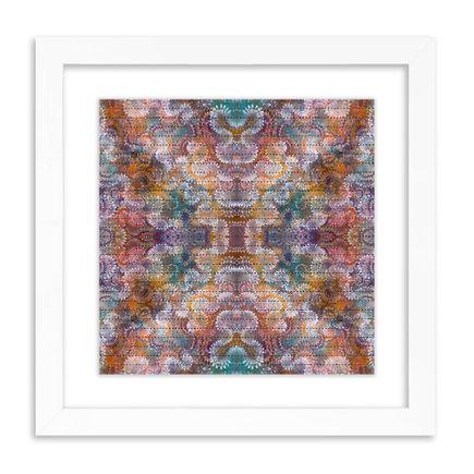 HoxxoH Art Print - Fractle Fractle - Blotter Edition