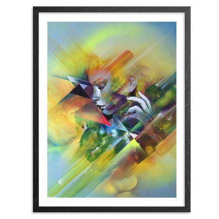 Hueman Art Print - Next Afternoon