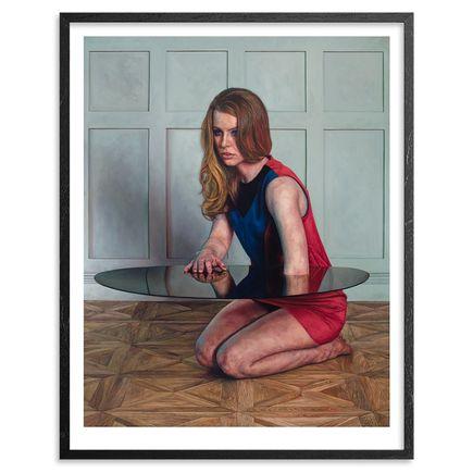 Ian Cumberland Art Print - Black Hole - 22 x 28 Inch Edition