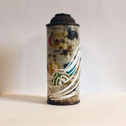 Ian Kuali'i Hand-painted Multiple - Afterlife 4 - Original Artwork