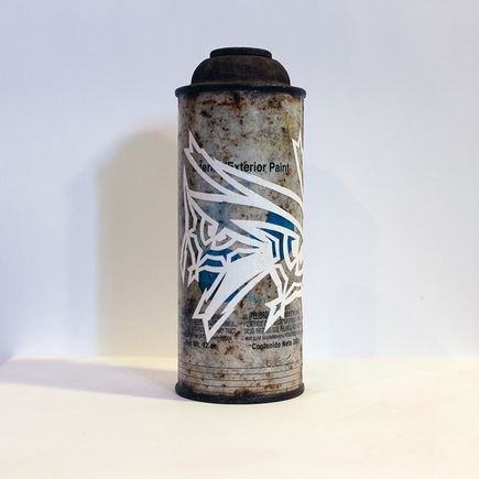 Ian Kuali'i Hand-painted Multiple - Afterlife 12 - Original Artwork