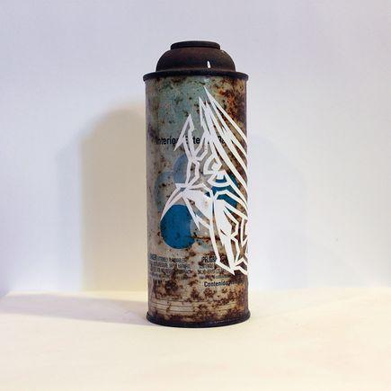 Ian Kuali'i Hand-painted Multiple - Afterlife 17 - Original Artwork