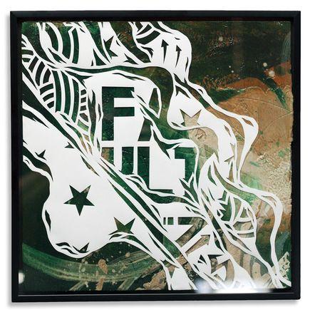 Ian Kuali'i Original Art - Extempore 5 - Original Artwork