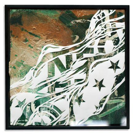 Ian Kuali'i Original Art - Extempore 6 - Original Artwork