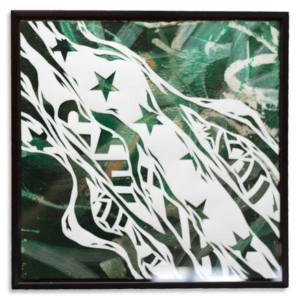 Ian Kuali'i Original Art - Extempore 8 - Original Artwork