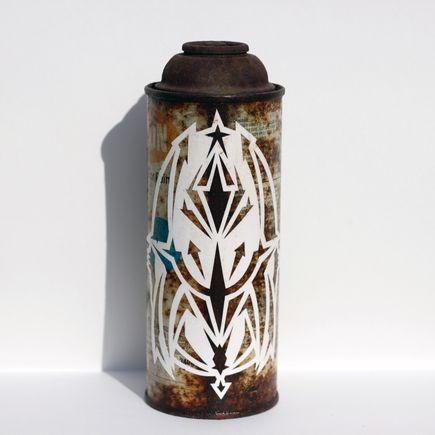 Ian Kuali'i Original Art - Afterlife Can 02
