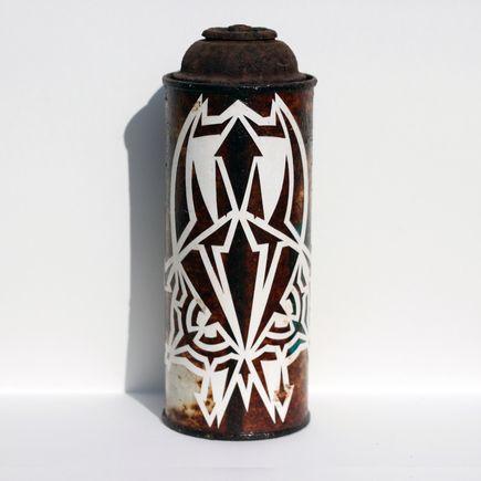 Ian Kuali'i Original Art - Afterlife Can 03