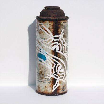 Ian Kuali'i Original Art - Afterlife Can 05