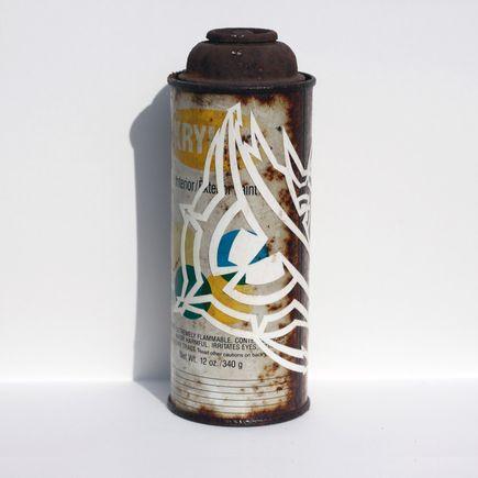 Ian Kuali'i Original Art - Afterlife Can 06