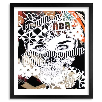 Ian Kuali'i Art Print - Fragments 2 - Limited Edition Prints