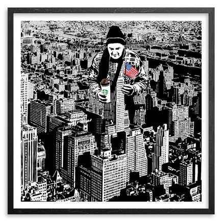 Icy & Sot Art Print - American Dream - Limited Edition Prints