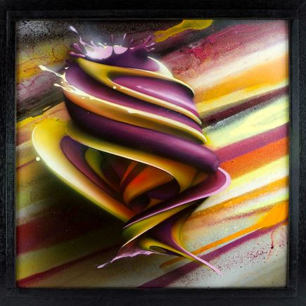 1xRUN Editions Original Art - Lateralus by Made514