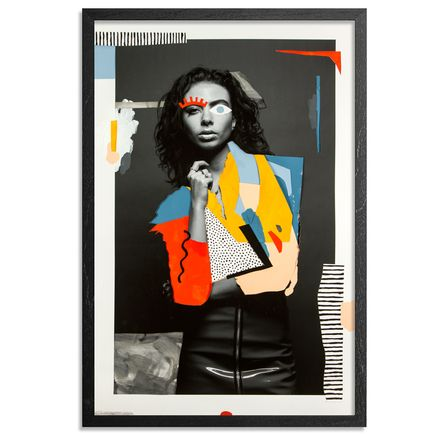 Ellen Rutt x Jade Lauren Original Art - At Face Value