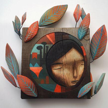 Jaime Molina Original Art - Rebecca