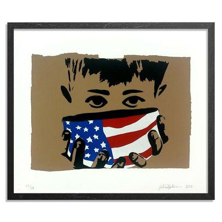 Jake Hendrix Art Print - Feed America