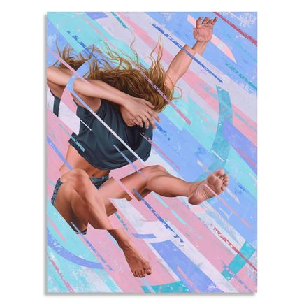James Bullough Original Art - Floodwaters