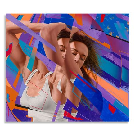James Bullough Original Art - Oblivion - Original Artwork