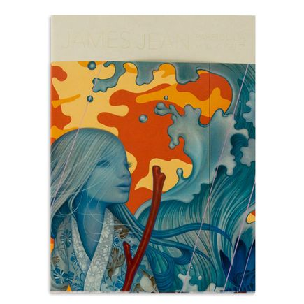 James Jean Book - Pareidolia