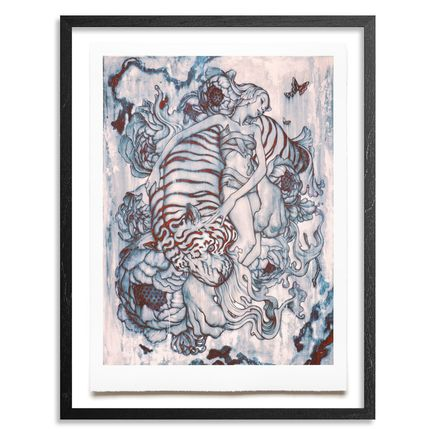 James Jean Art Print - Tiger III