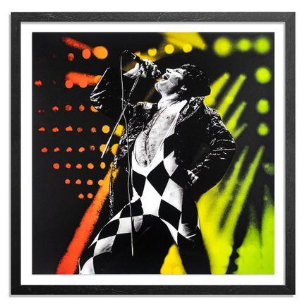 Janet Macoska Art Print - Bohemian Rhapsody - Stereo Edition