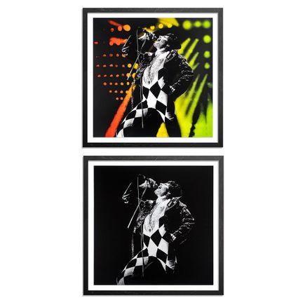 Janet Macoska Art Print - 2-Print Set - Bohemian Rhapsody - Mono + Stereo Editions