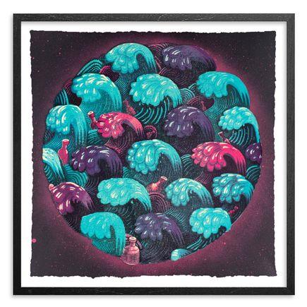 Jason Botkin Art Print - Waves - Printer's Select 1 of 4